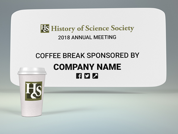 Coffee Break Sponsorship Mock Up