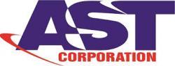 AST Corporation logo image