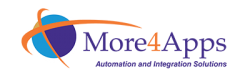 More4Apps logo image