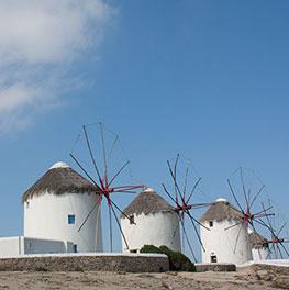myconos white mills