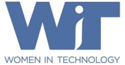 Women In Technology  logo image