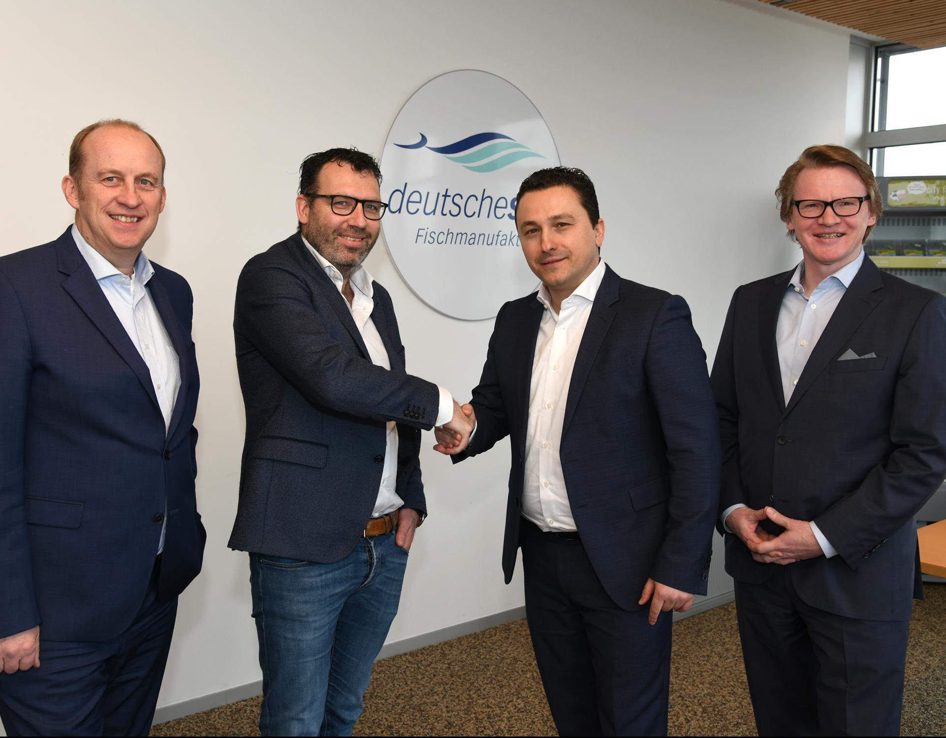Compass Group und Deutsche See erweitern Lieferbeziehung