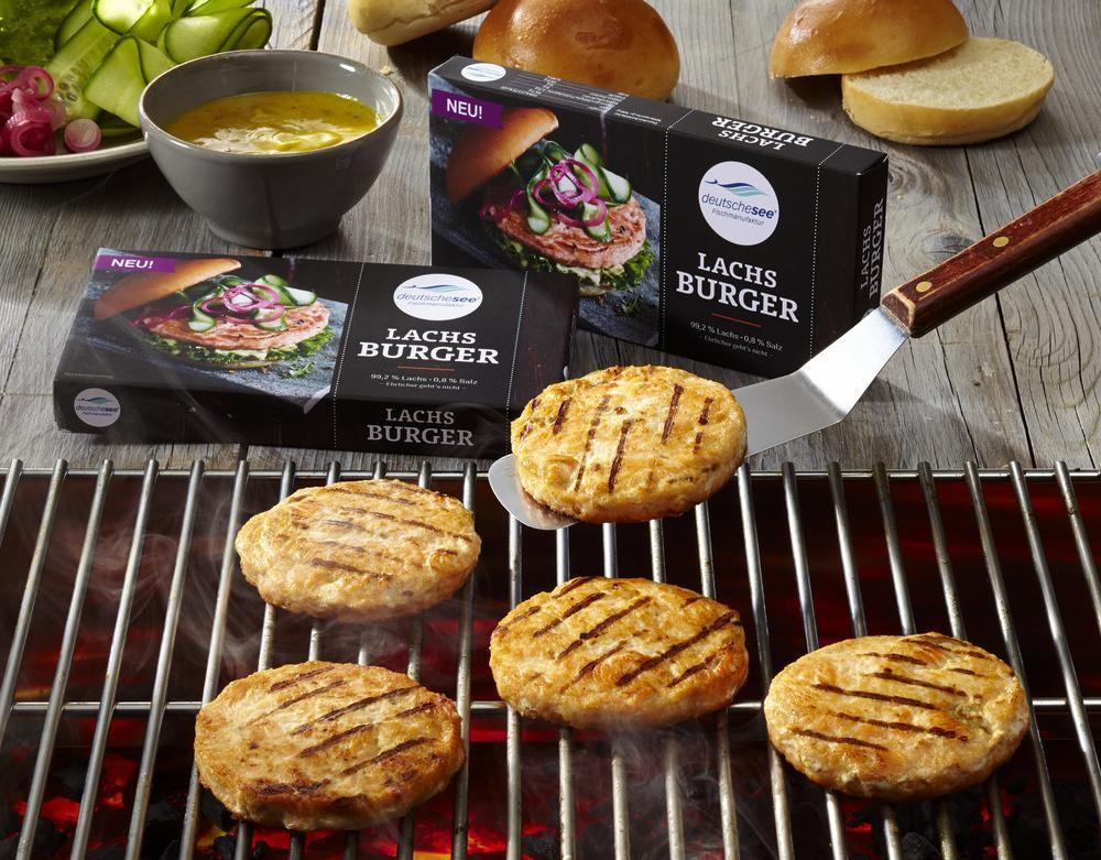 Die Burger-Initiative von Deutsche See