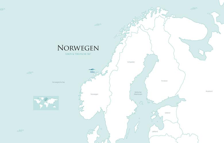 Die-Delikatessen-Taucher-Karte-Norwegen-DeutscheSee