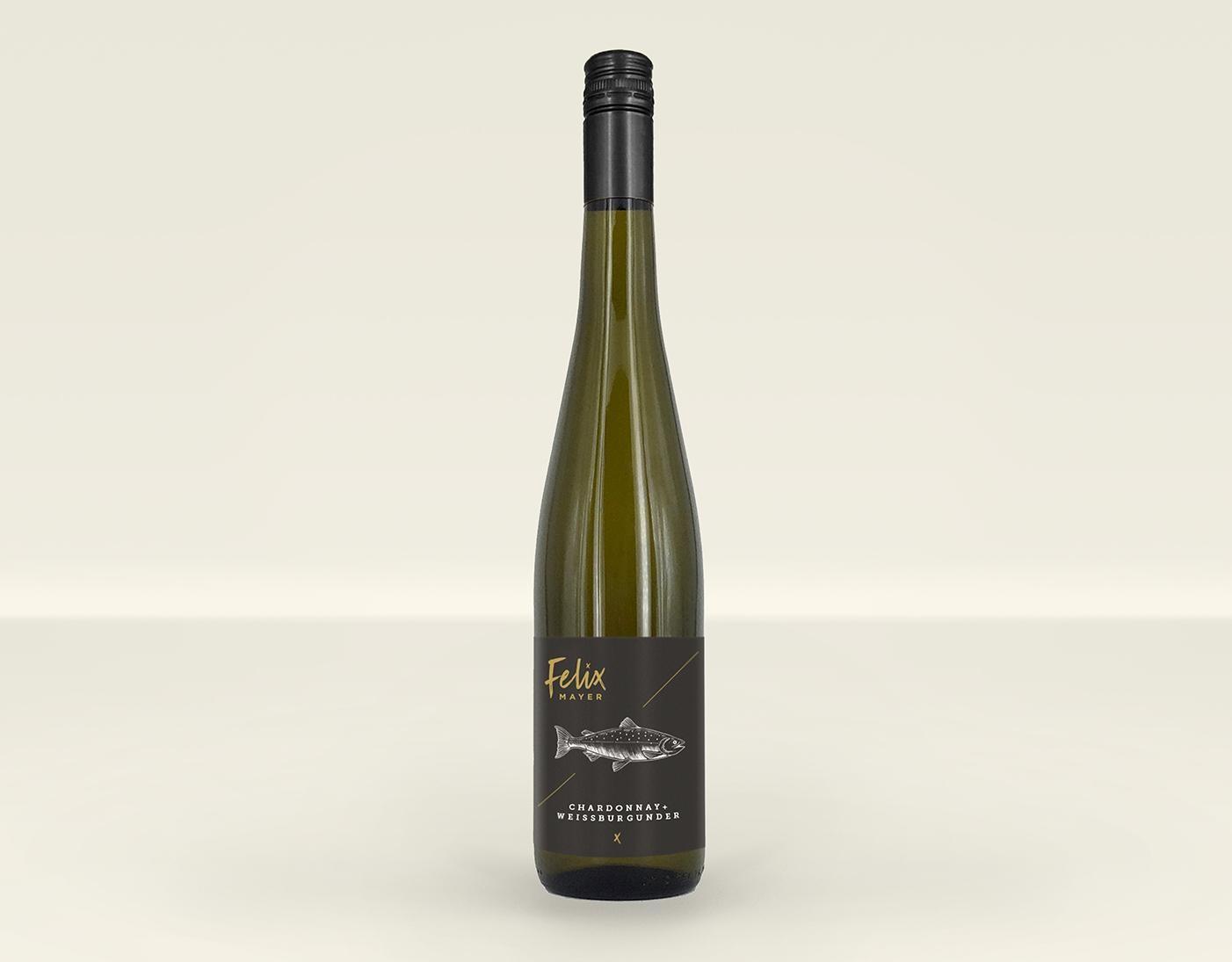 Felix Mayer »Chardonnay & Weissburgunder 2018« jetzt kaufen!