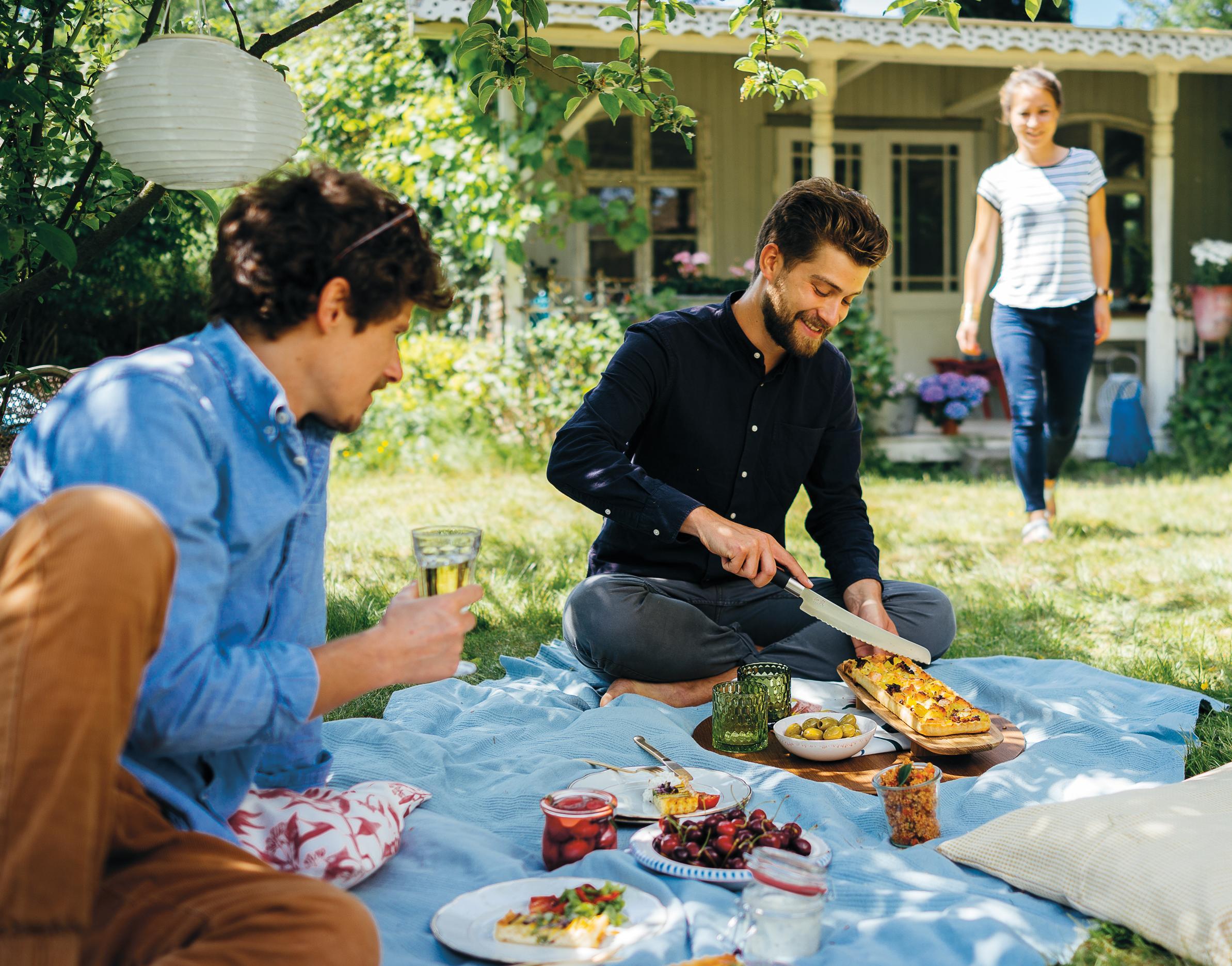 Picknick-Ideen mit Fisch