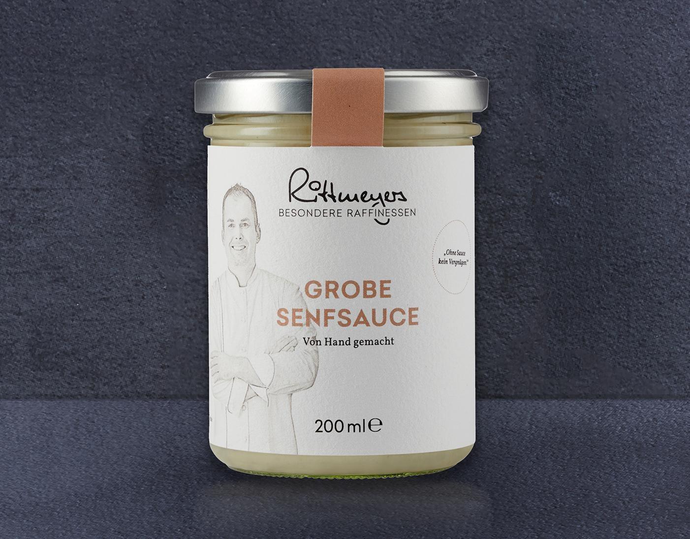 Jens Rittmeyer »Grobe Senfsauce« jetzt kaufen!
