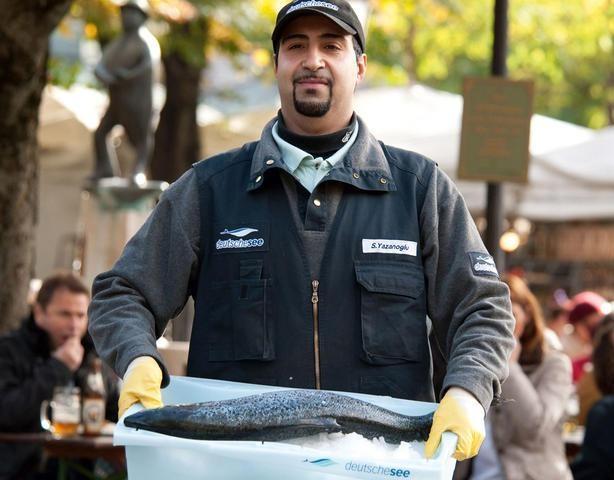 Online Fischtheke für München