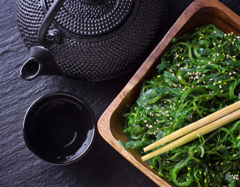 Vegetarische Sushi-Box MIDORI
