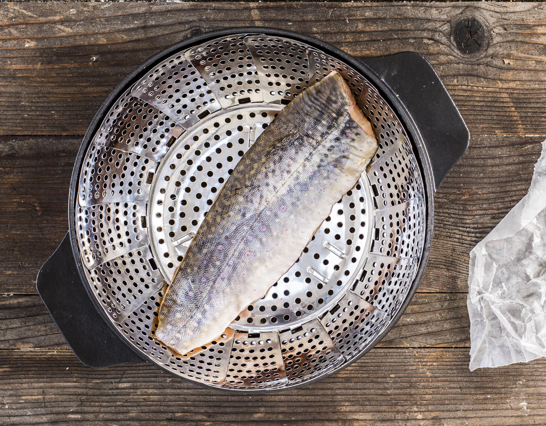 Räucherfisch zu Hause machen