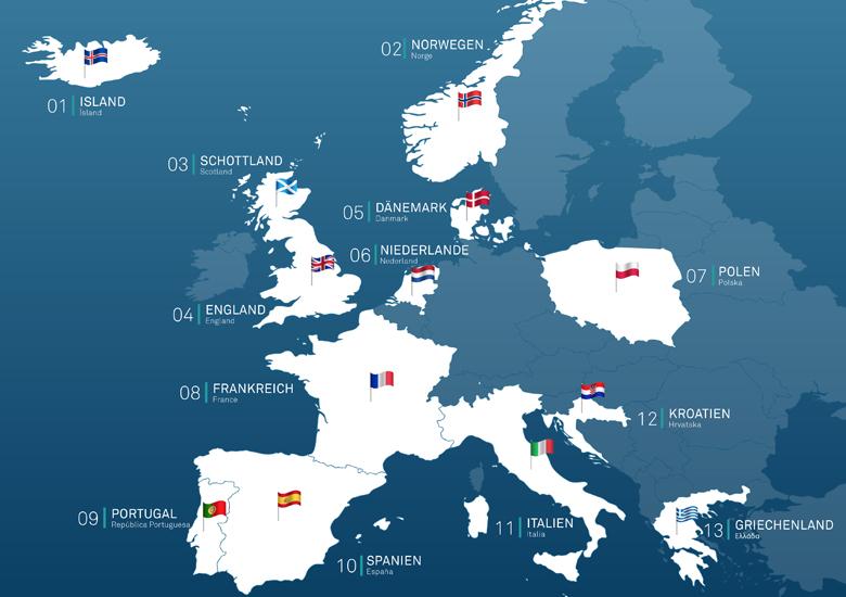 Urlaubsfische-Europakarte-Wissen-Fischspezialitaten