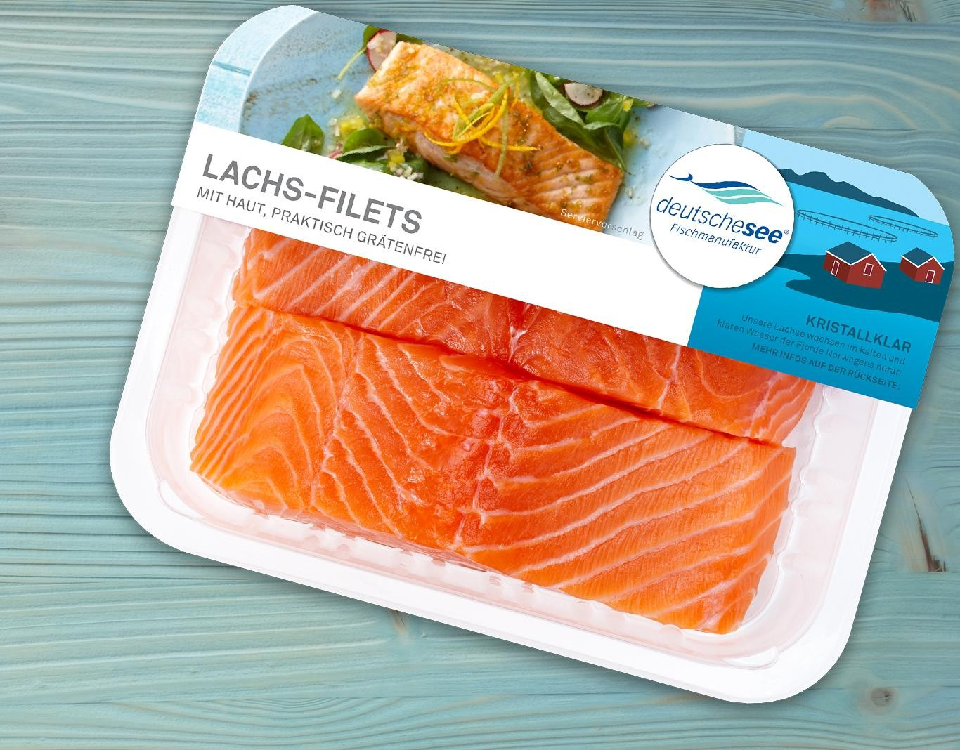 Lachs-Filets waren Testsieger