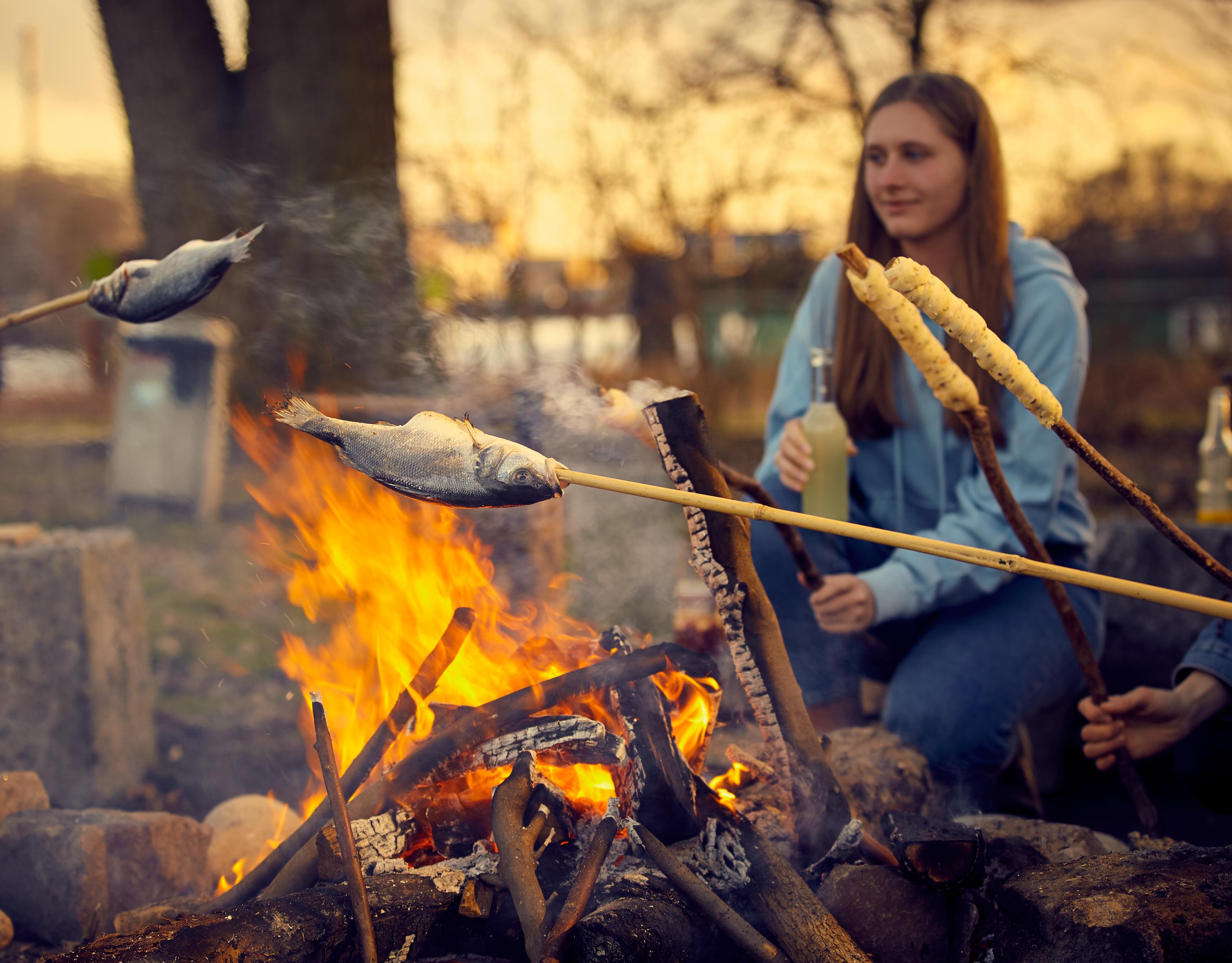 Profitipps zum kulinarischen Lagerfeuer