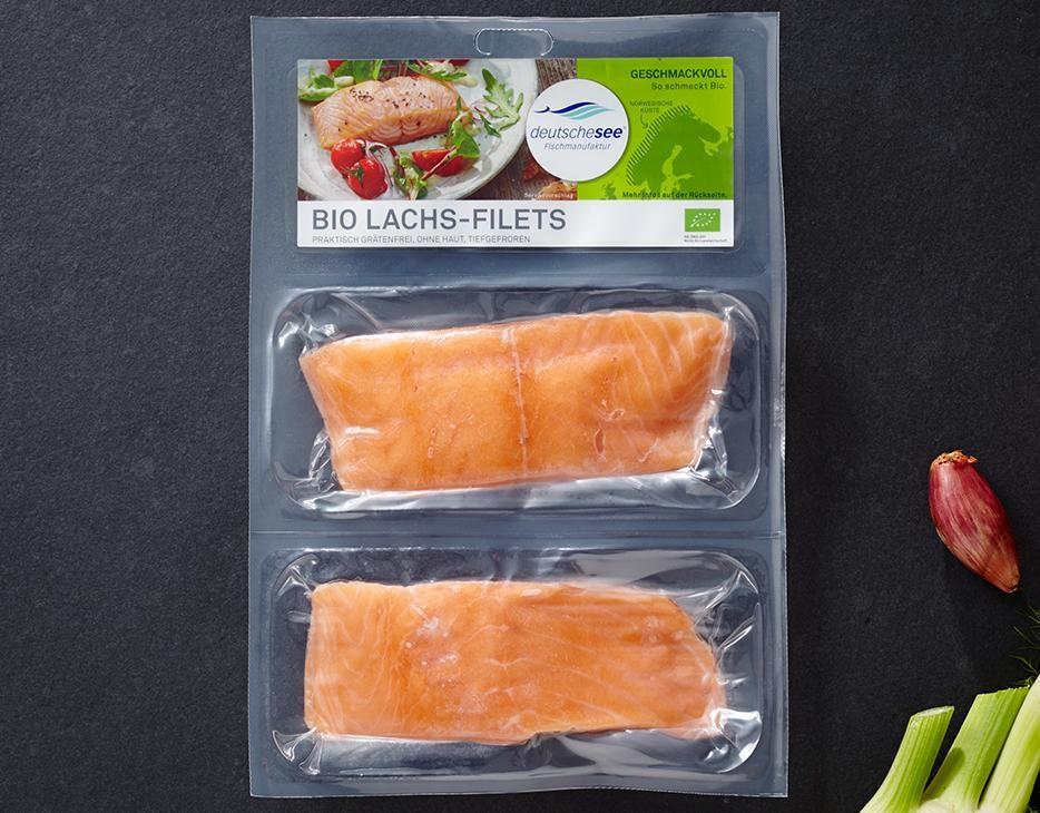 Bio-Lachs-Filets jetzt kaufen!