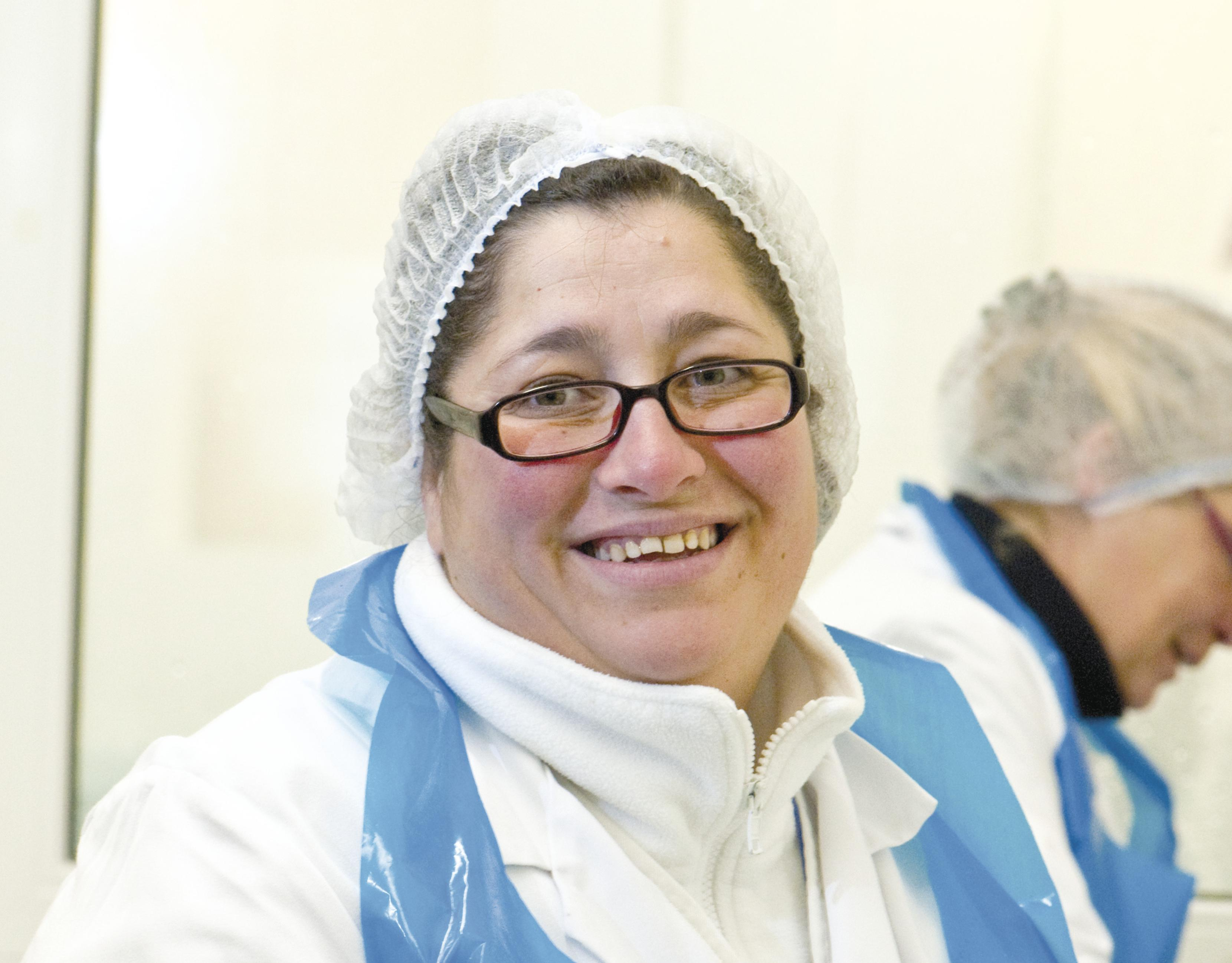 Sandra Matos Pereira, Portugal – seit 1994 bei Deutsche See