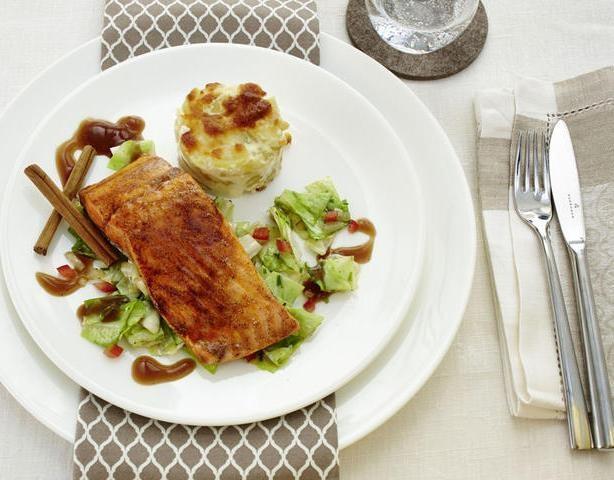 Raffinierte Fischgenüsse für Herbst- und Festtage
