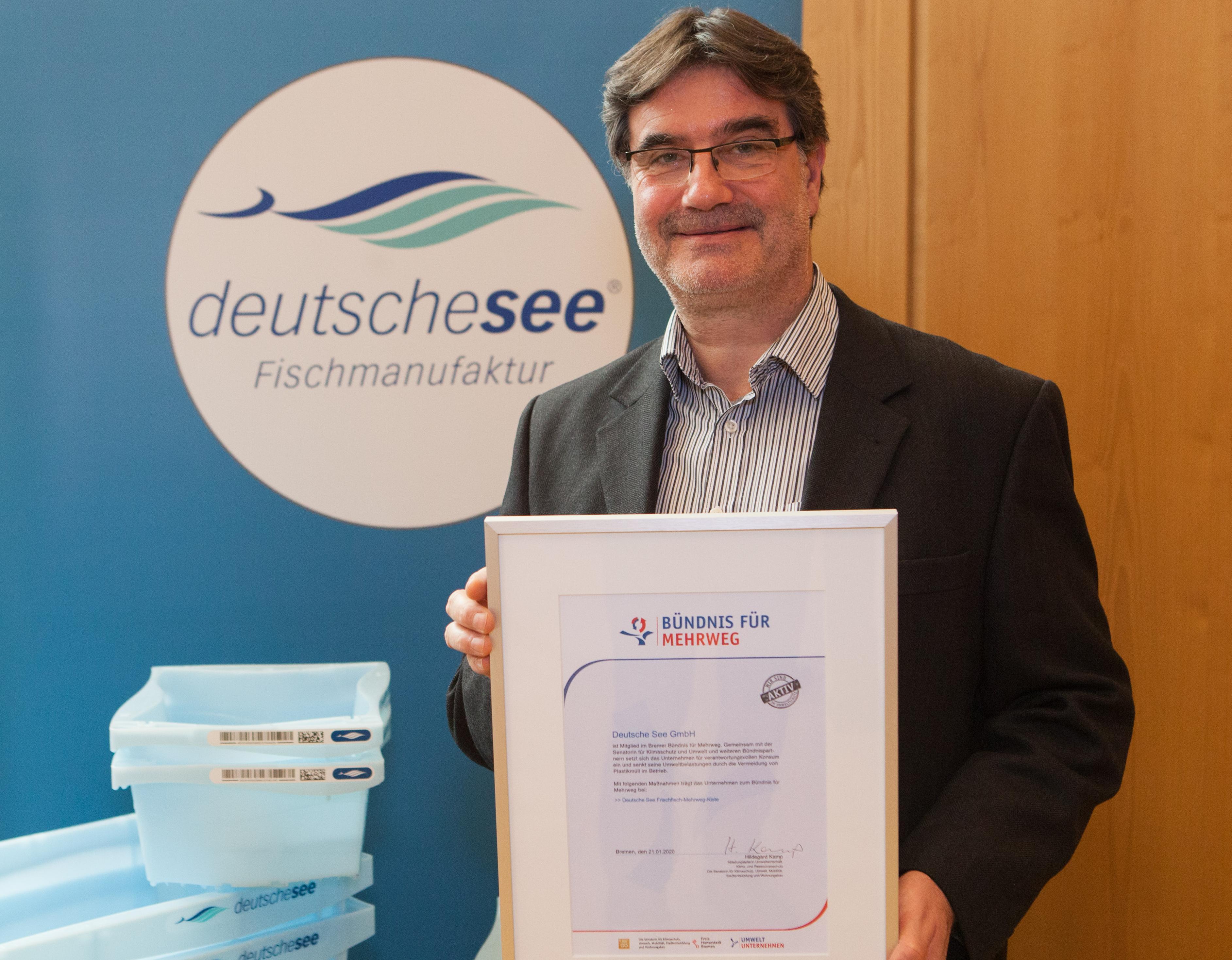 Bündnis für Mehrweg und Deutsche See