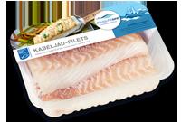 Frischer-Fisch-aus-dem-Kuehlregal-Kabeljau-Filets-Produkte-Spezialitaeten
