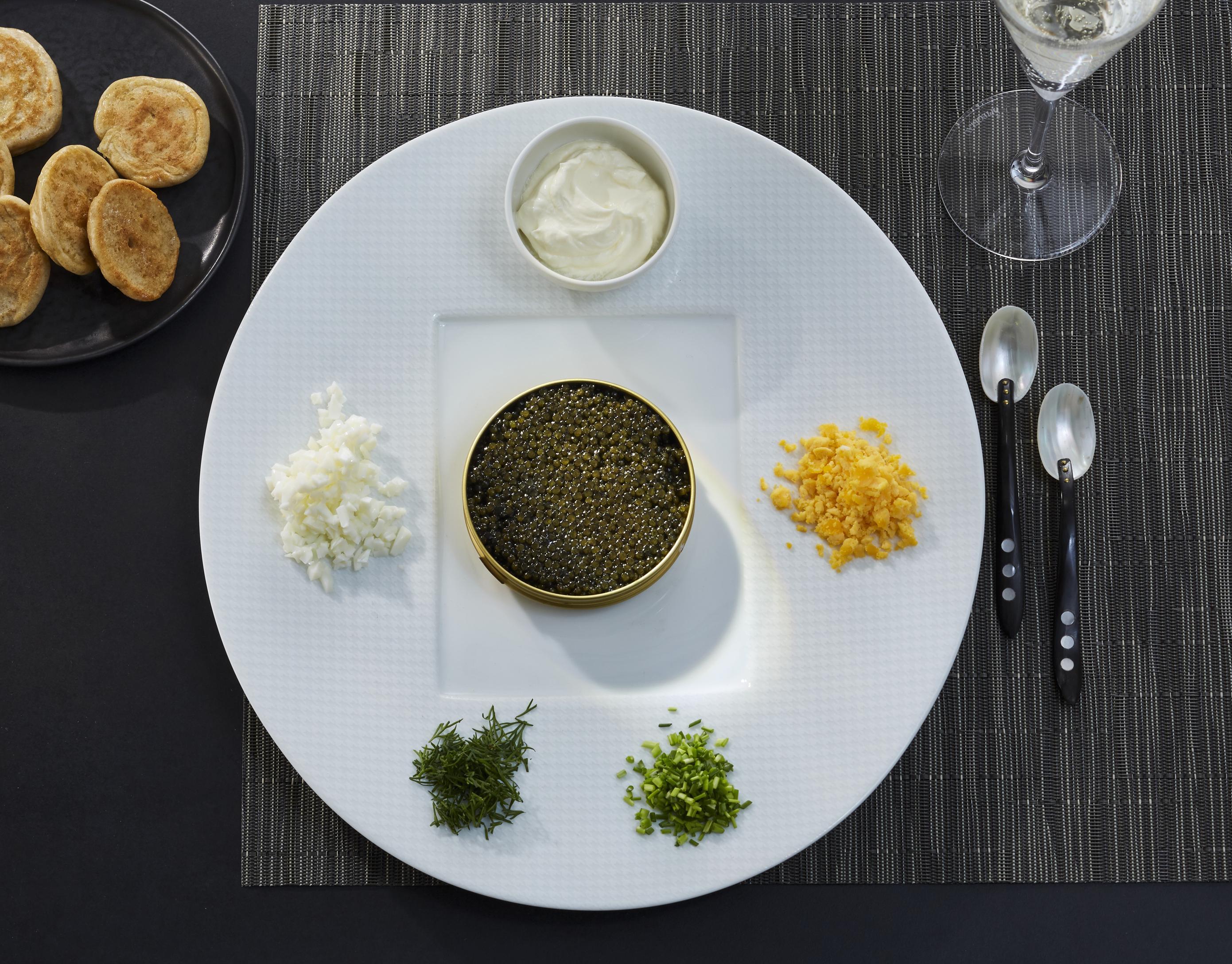 "Kaviar ""Klassisch"""