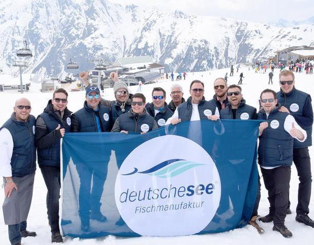 Deutsche See beim 20. Sterne-Cup der Köche in Ischgl
