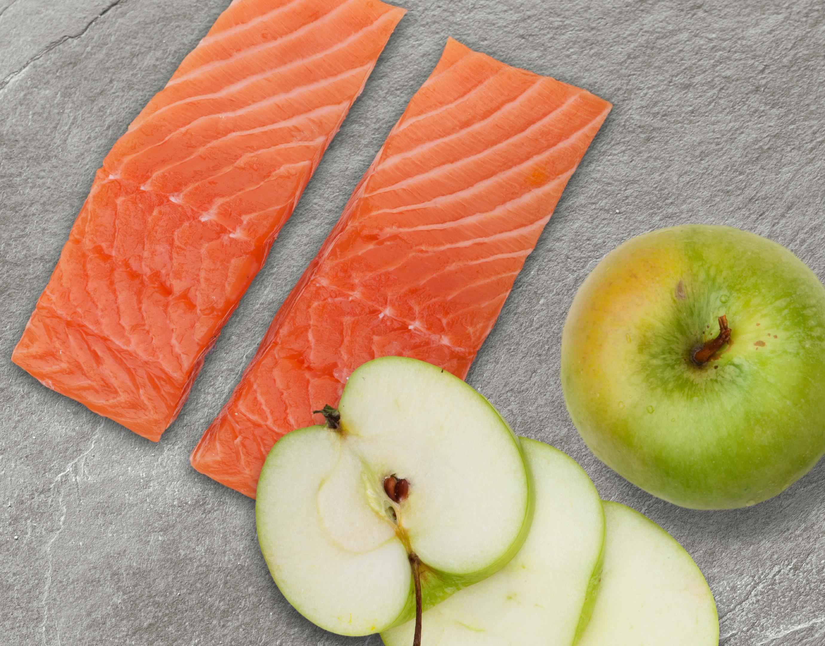 Fisch & Apfel