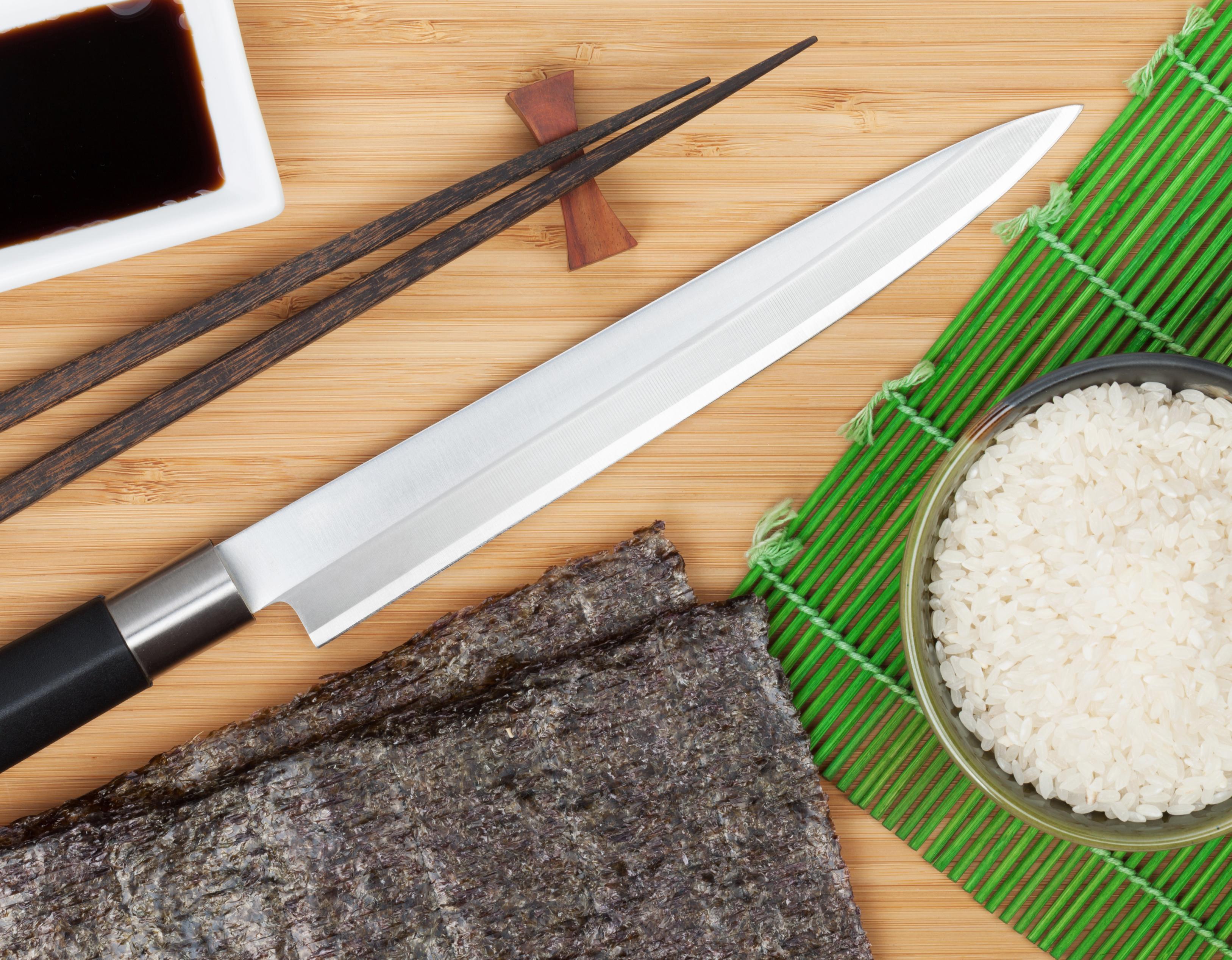 Sushi-Ausrüstung
