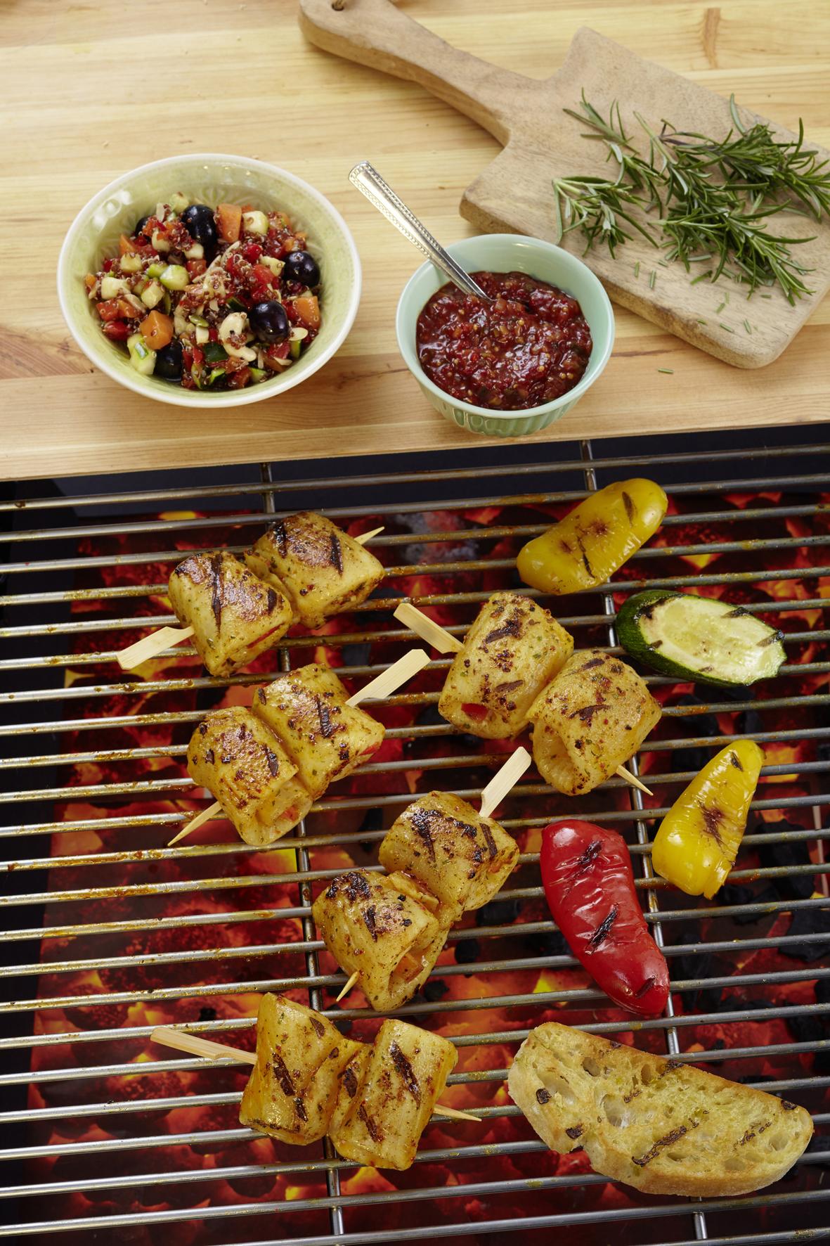 Neue grillprodukte einzelhandel presse ber uns for Paprika grill bremerhaven