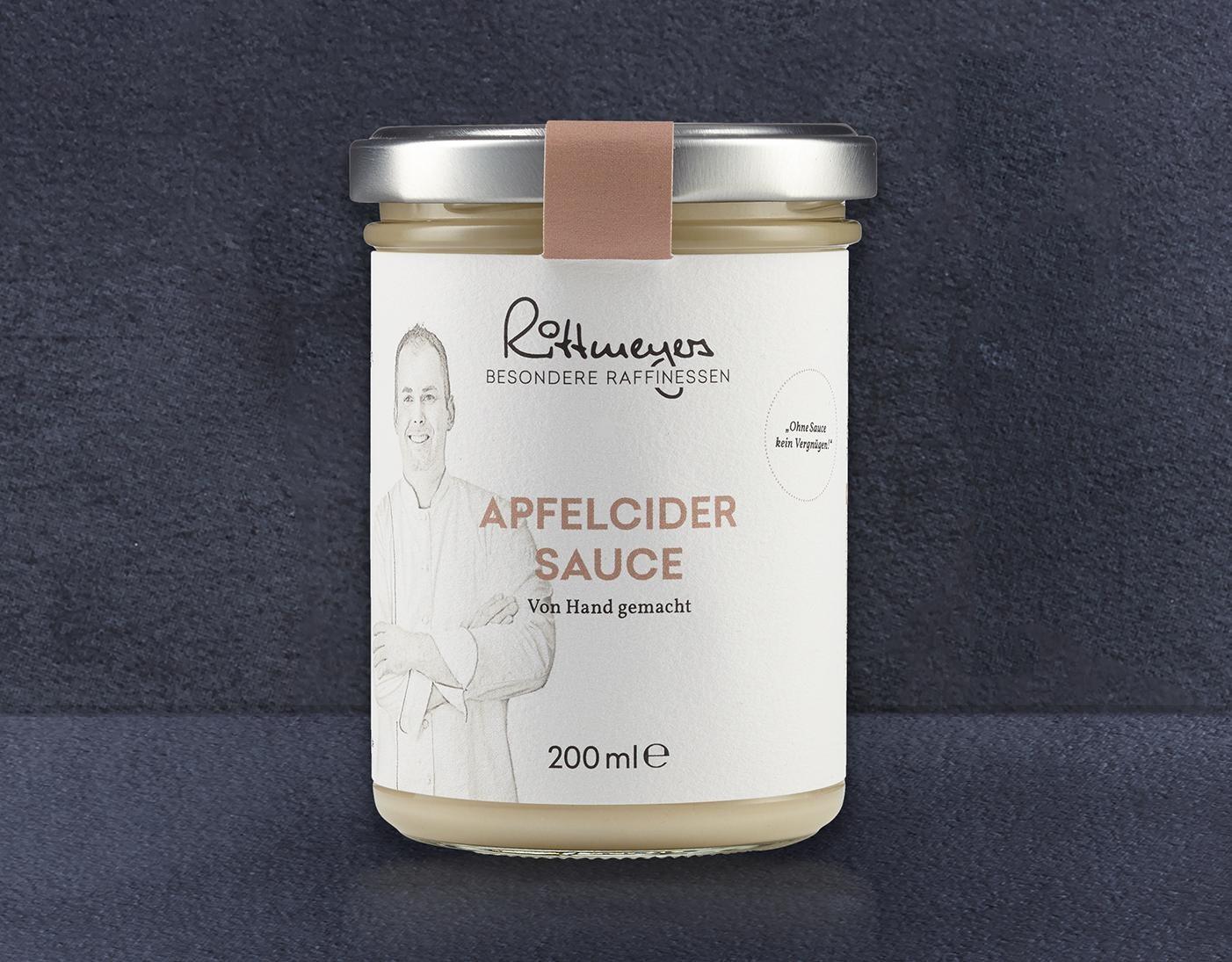 Jens Rittmeyer »Apfelcider-Sauce« jetzt kaufen!