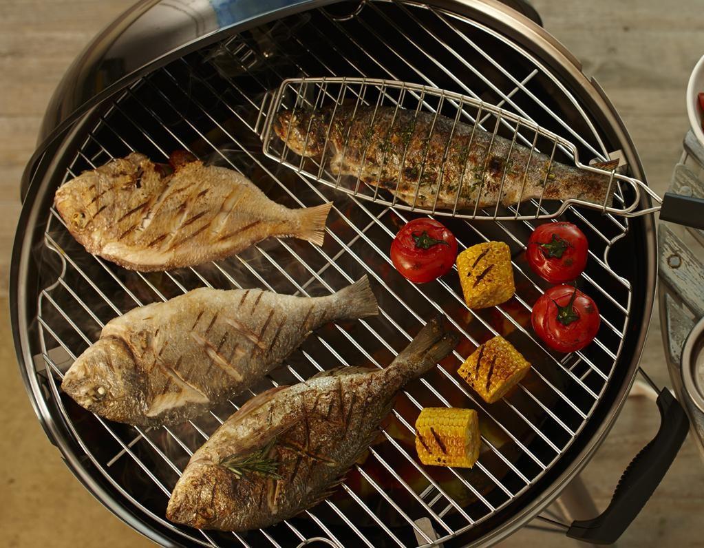 Fischgrillkurs mit Deutsche See & Grill-Kontor