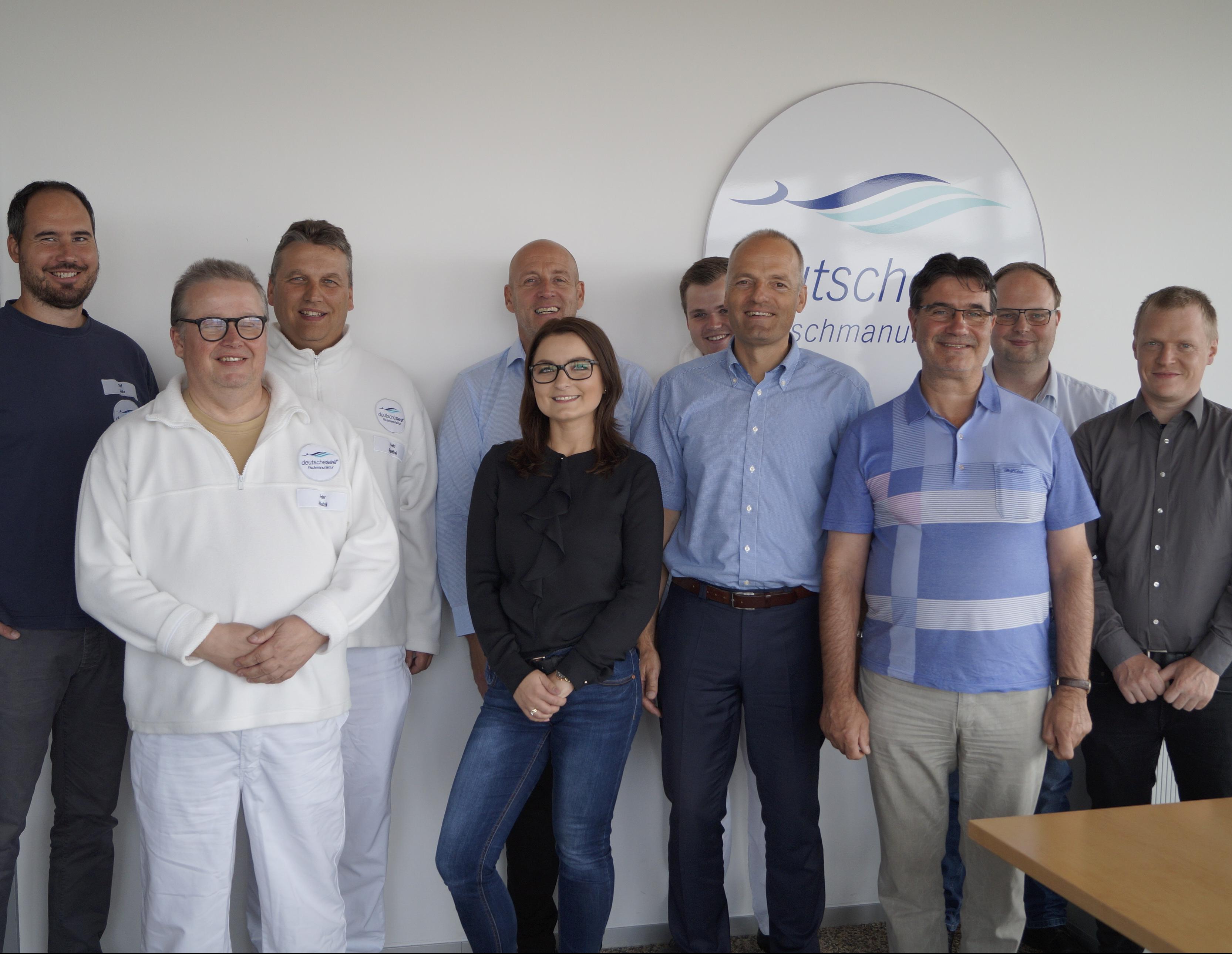 Deutsche See & das Projekt Green Nudging