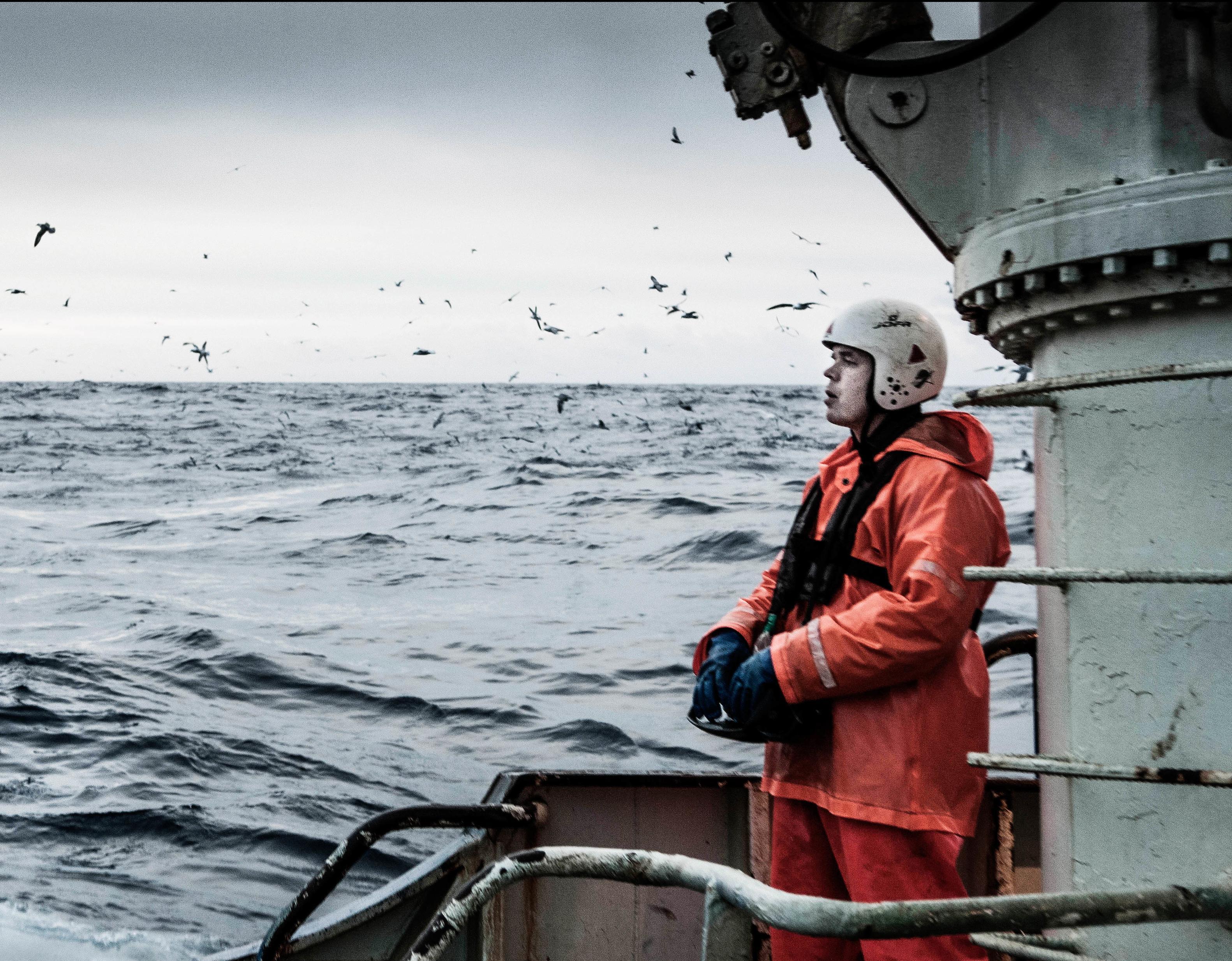 Unser Einkauf fischt weltweit