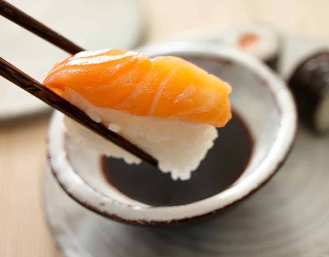Sushi-Knigge