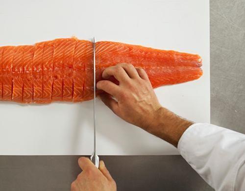 Fisch tranchieren