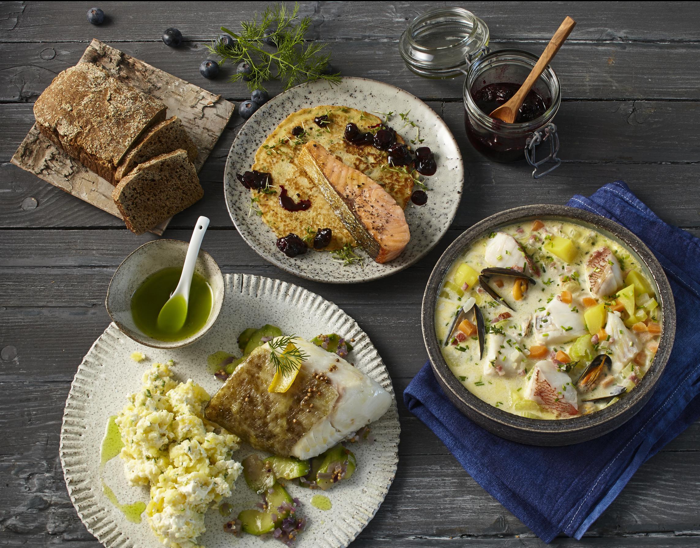 Fischrezepte aus Island
