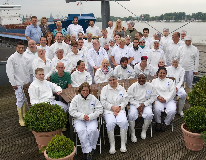Deutsche See als Arbeitgeber