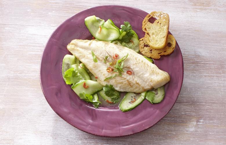 Pangasiusfilet-mit-Gurkensalat-Rezepte-Hauptgerichte-780x500