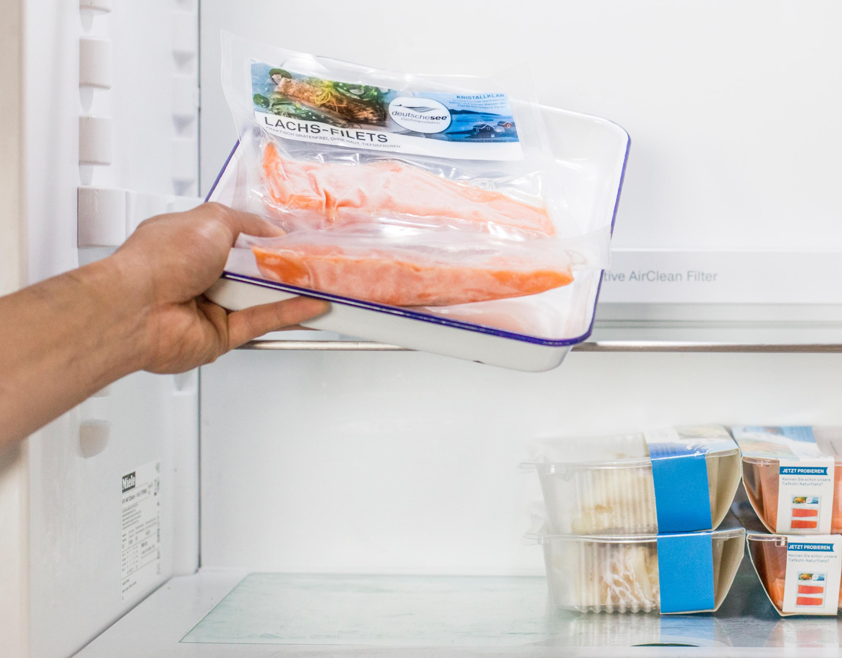 Im Kühlschrank
