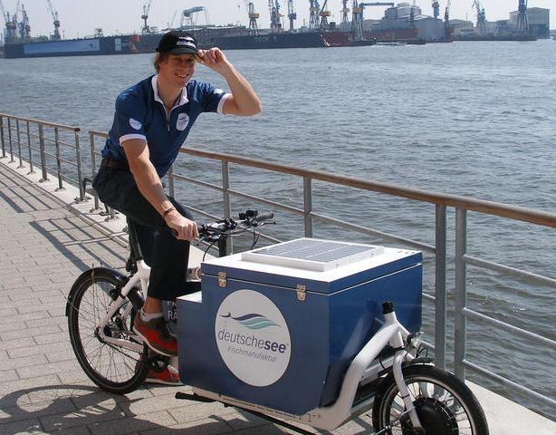 Hamburgs erster Online-Lieferservice für frischen Fisch