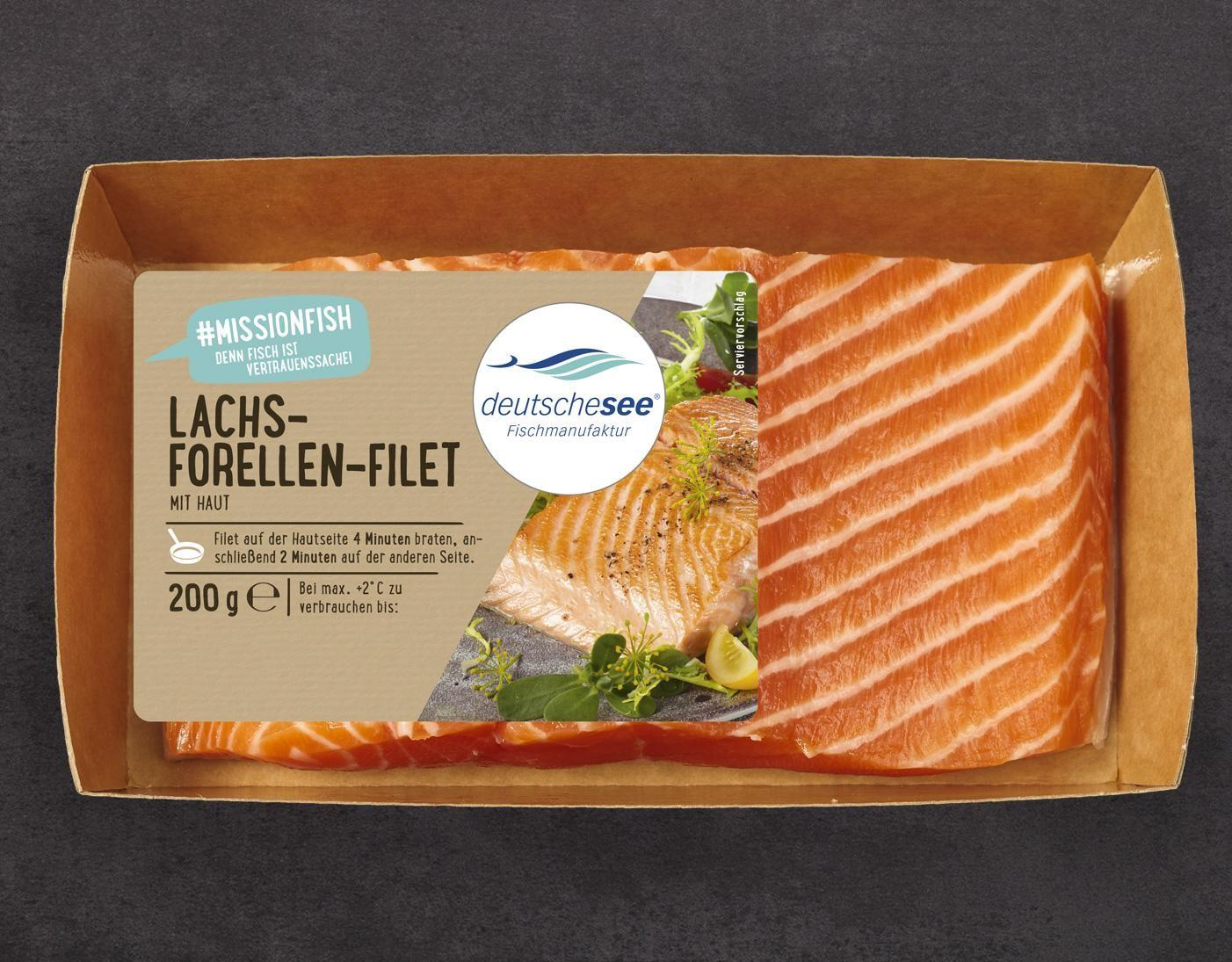 Lachsforellen-Filet jetzt kaufen!