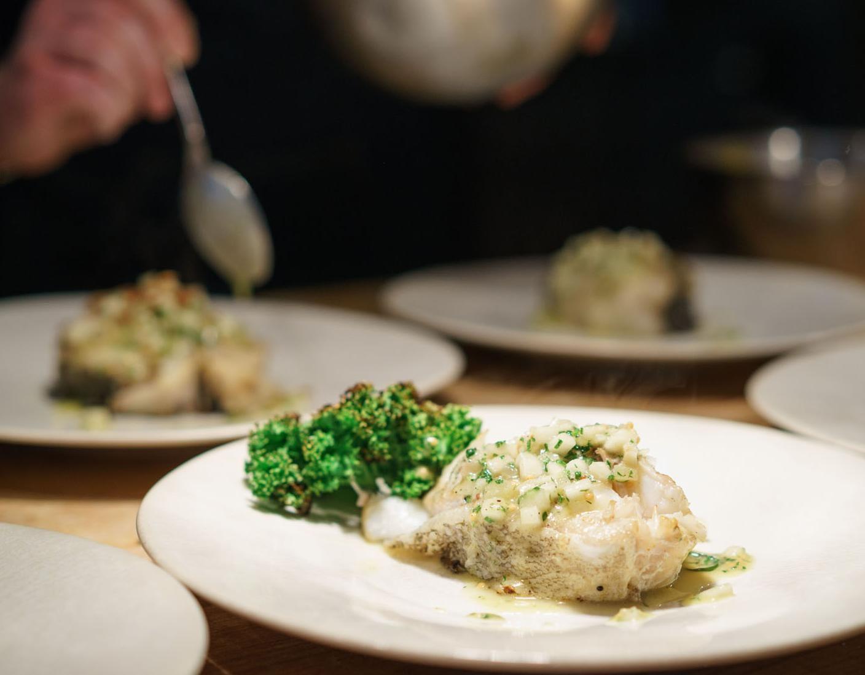 Kochkurs: Fit und gesund mit Fisch & Meeresfrüchten