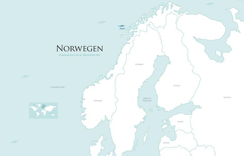Die-Familiensache-Fisch-Karte-Norwegen-DeutscheSee