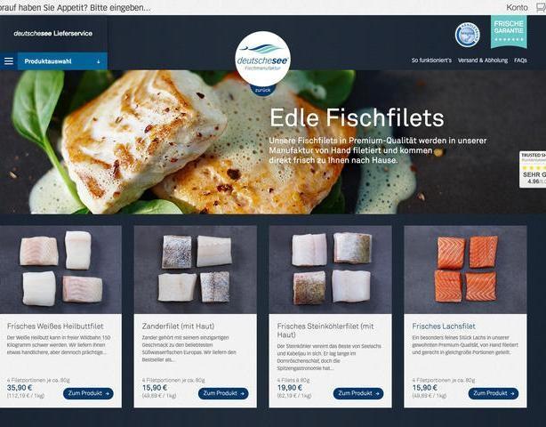 Fisch einfach online bestellen