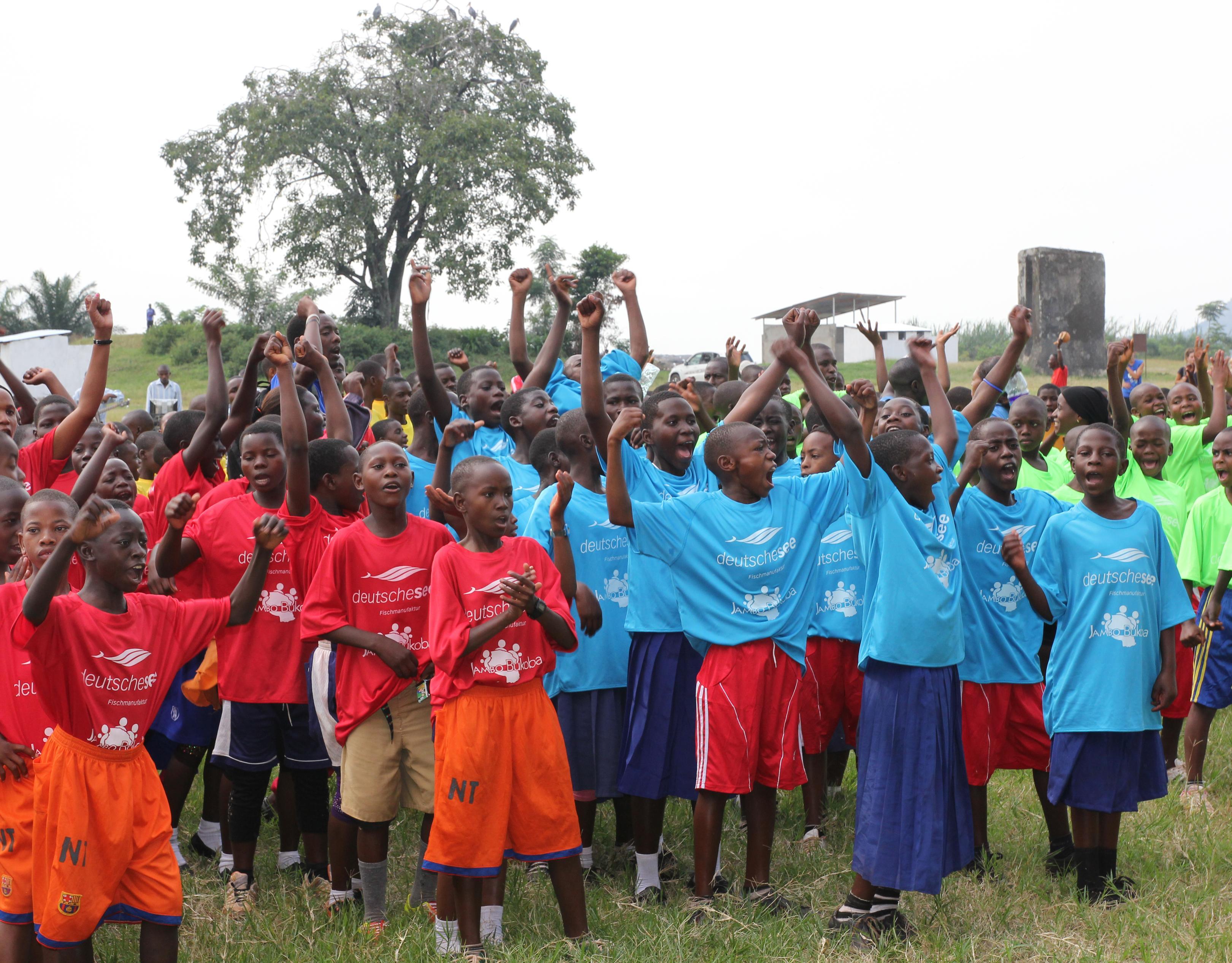 Sportsets für Bukoba