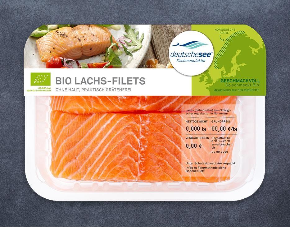 Bio-Lachs Filets