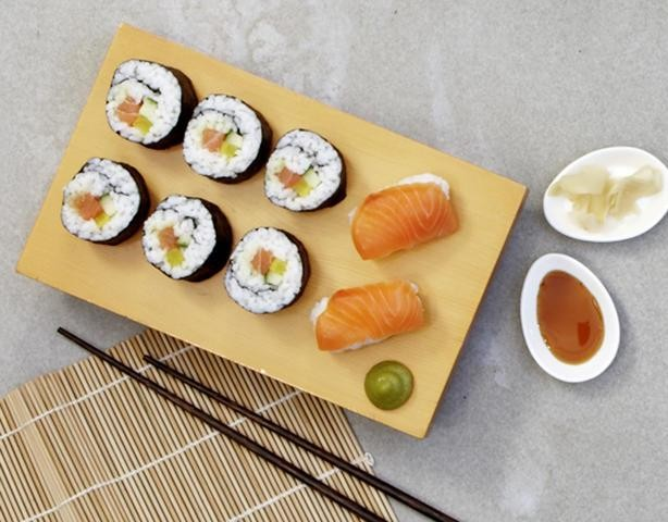 Gut gerollt - Der Welt-Sushi-Tag
