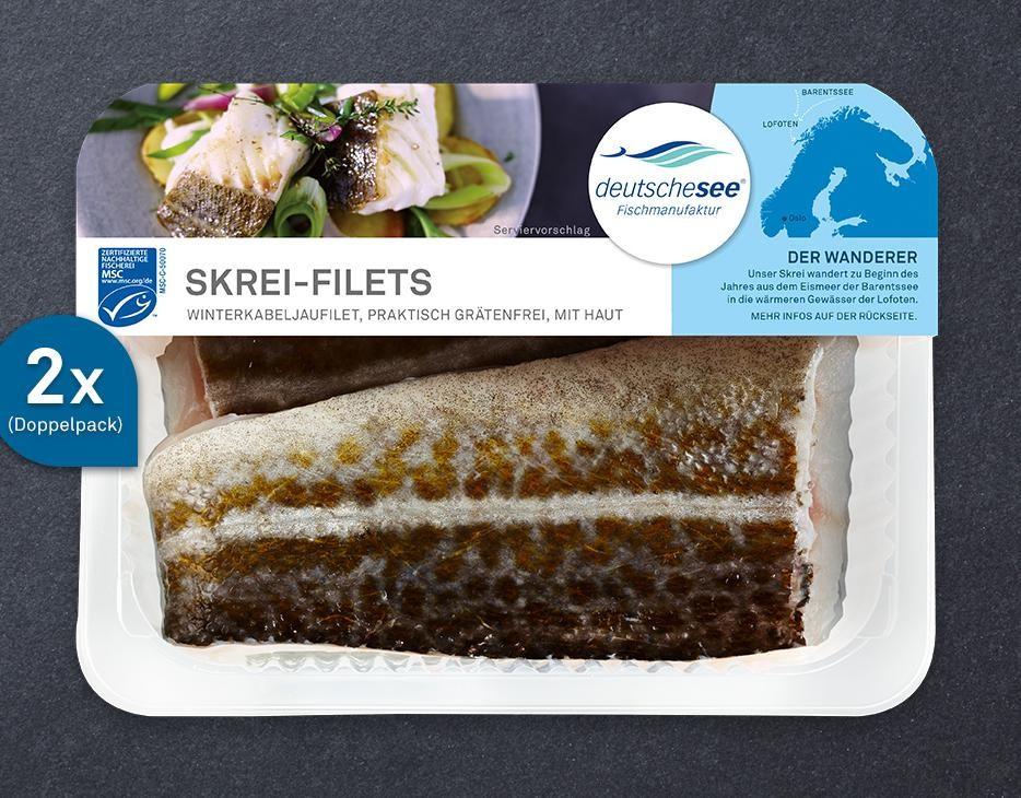 Skrei-Filets jetzt kaufen!