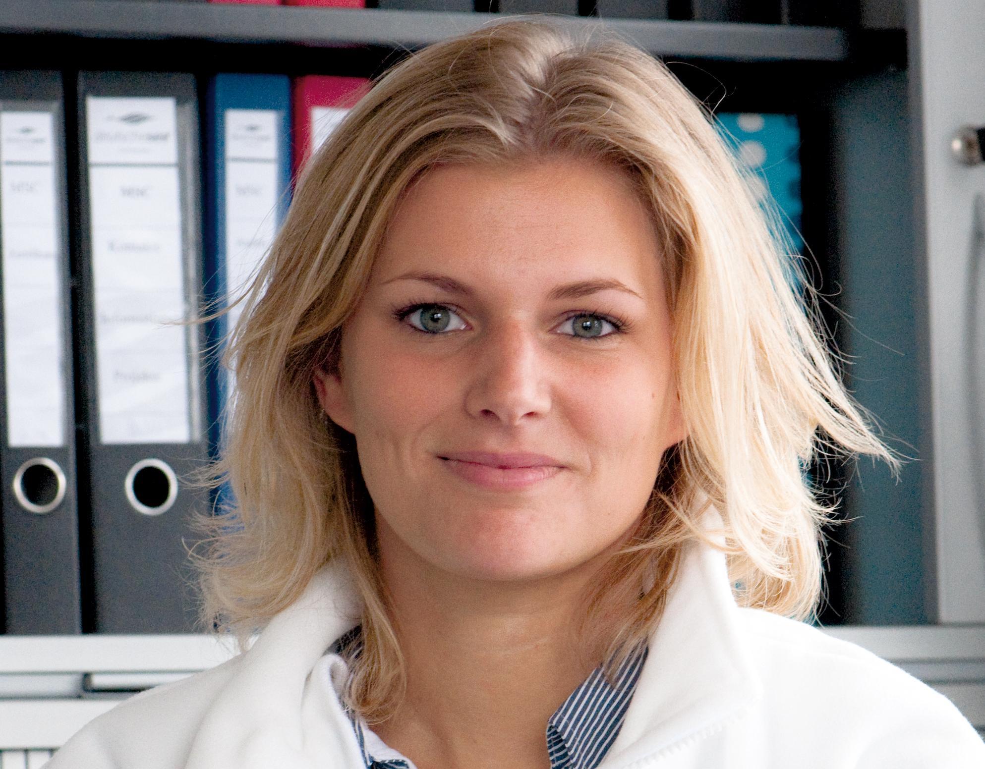 Yvonne von Marées