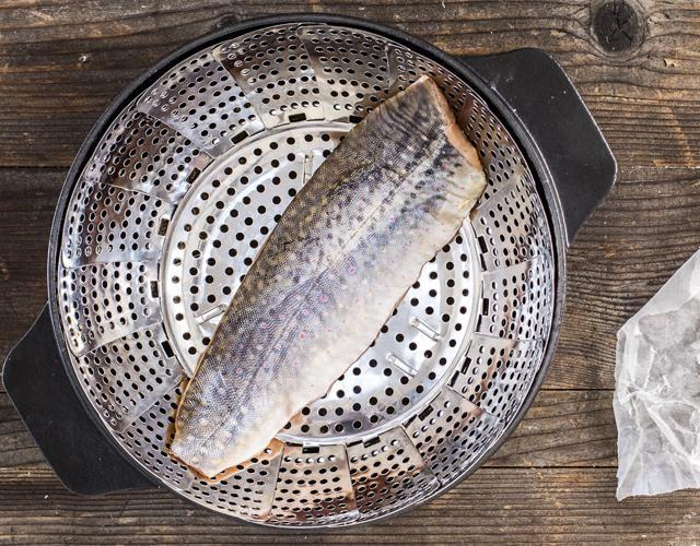 Rezept: Räucherfisch zuhause machen
