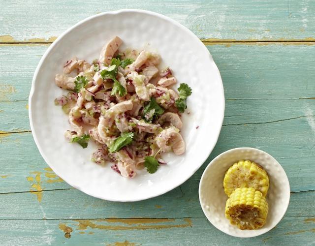 Rezept: Lachs-Ceviche