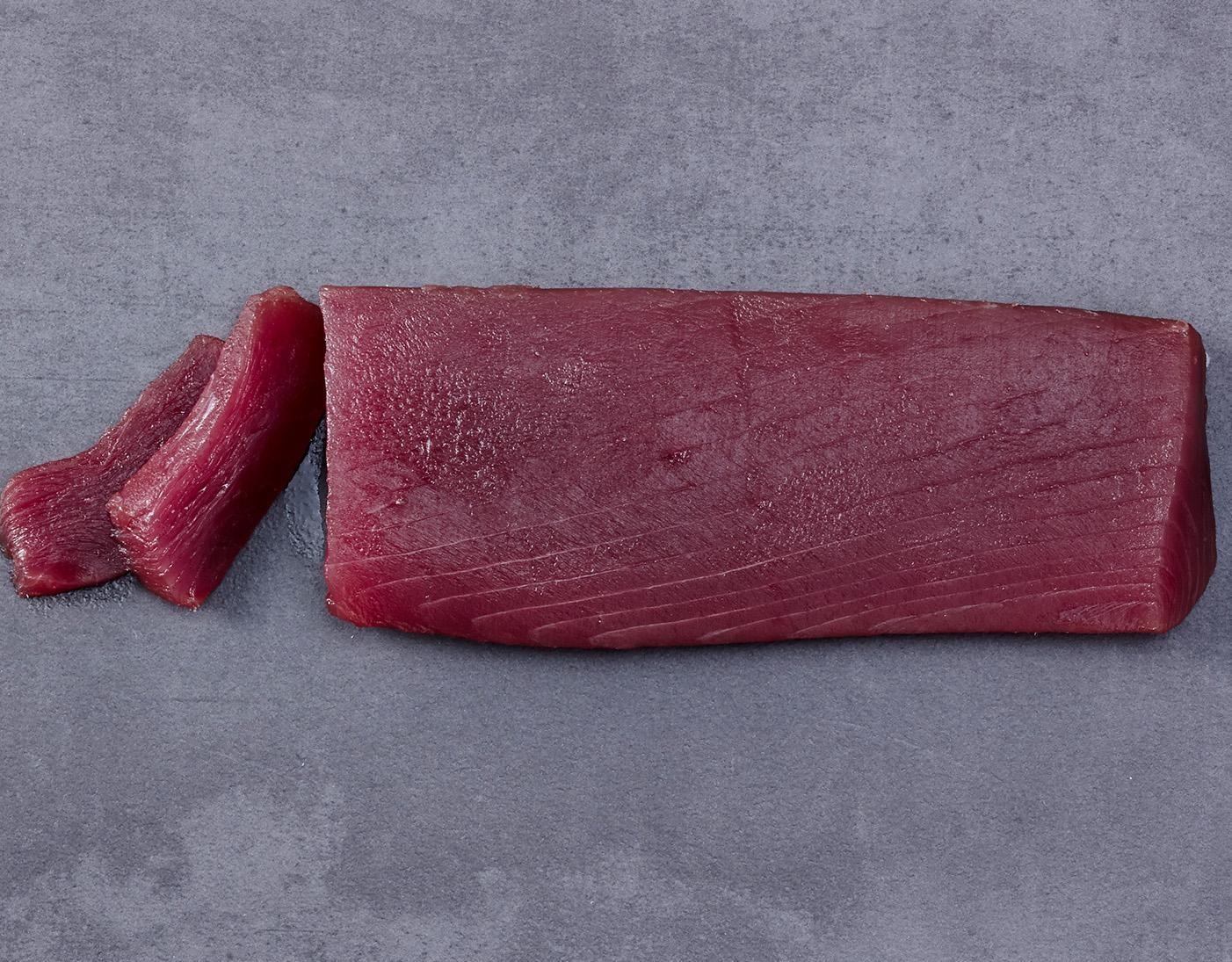 Thunfisch-Filet (Sashimi-Qualität) · Saku-Block jetzt kaufen!